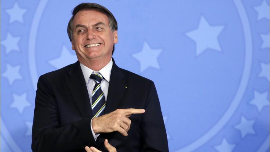 Bolsonaro y burla