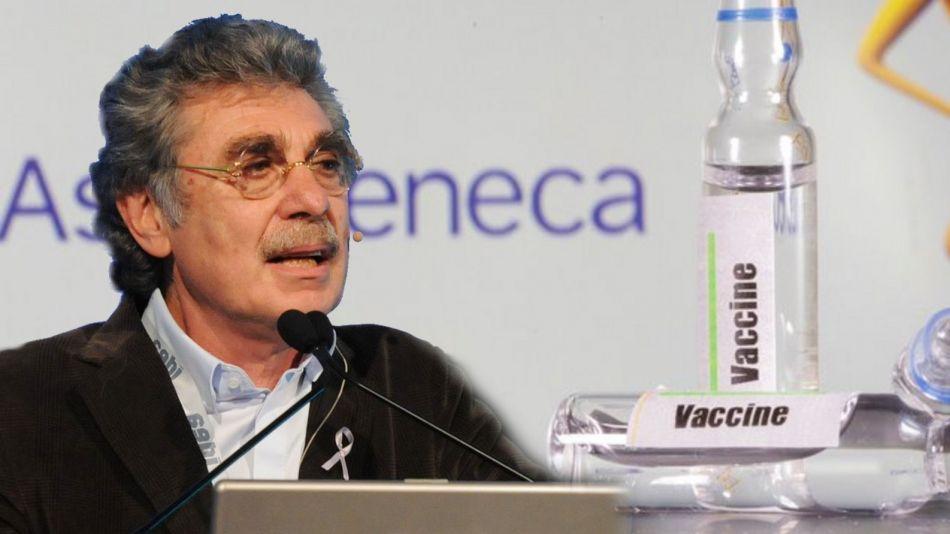 Coronavirus: Hugo Sigman explicó cómo será la distribución de la vacuna AstraZeneca en la Argentina - Noticias económicas, financieras y de negocios - El Cronista