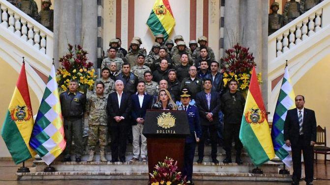 Bolivia: se fugaron dos ex ministros de Añez con órdenes de captura -  Noticias económicas, financieras y de negocios - El Cronista