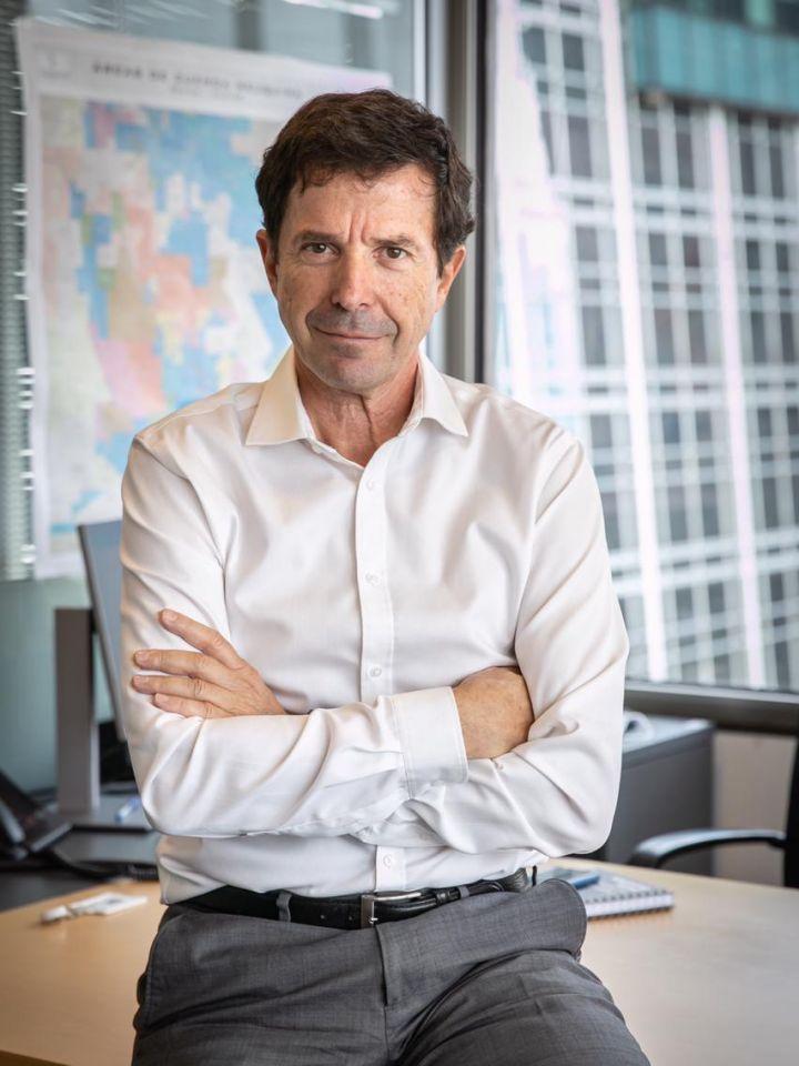 Cambia de CEO uno de los mayores inversores en Vaca Muerta - Noticias  económicas, financieras y de negocios - El Cronista