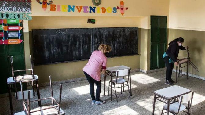 Volver a las aulas: una tarea de reconstrucción