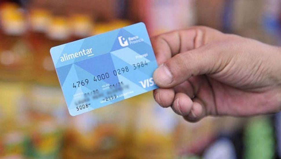 ANSES: Este viernes se entregarán créditos a los beneficiarios de la Tarjeta Alimentar