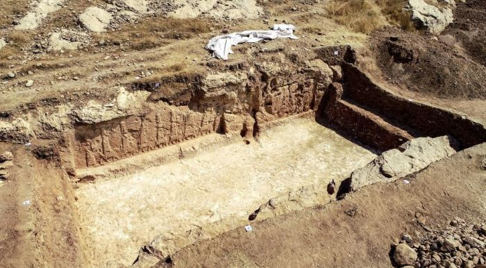 Cómo es la fábrica de vino de 2700 años de antigüedad que descubrieron en Iraq