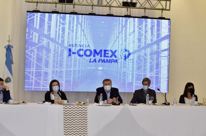Ziliotto presenta en Buenos Aires un plan estratégico para captar inversión privadas