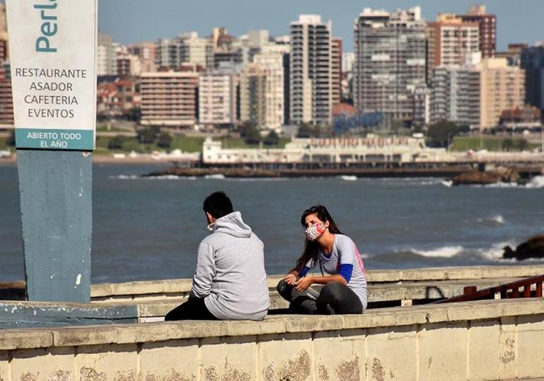 Reportaron 9 personas fallecidas y 247 casos confirmados dentro de las últimas 24 horas en Mar del Plata
